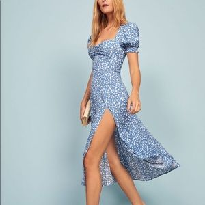 Reformation. Lacey dress in Marie print  0 NWT
